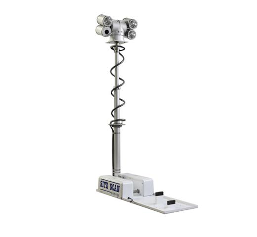 车载升降监控照明设备