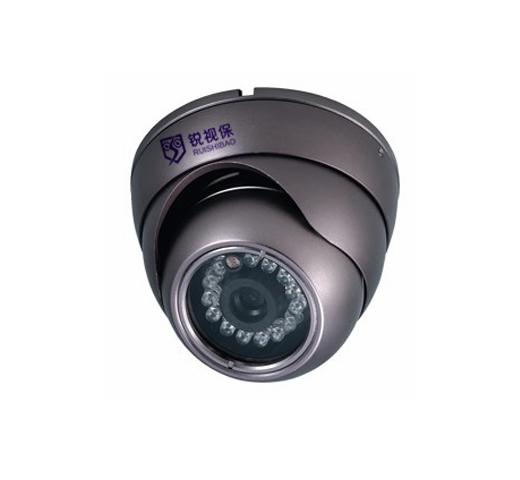 800高清金属半球摄像机