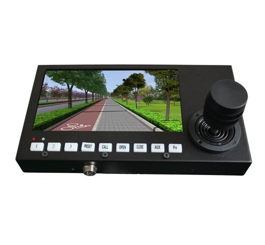 车载可视控制键盘