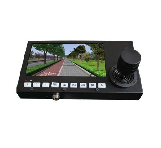 车载监控云台显示器键盘